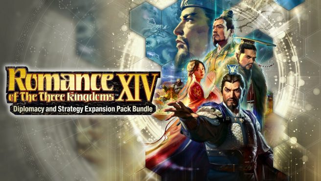 Romance of the Three Kingdoms: Diplomacy and Strategy Expansion Pack Bundle