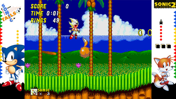 Sega Ages Sonic The Hedgehog 2 More Modes And Details Revealed Real Otaku Gamer Real Otaku Gamer Is Your Source For Geek Culture Goodness