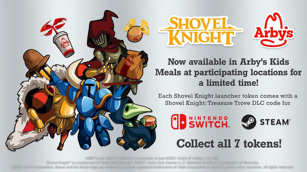 shovel knight promotion