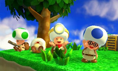 Captain Toad Treasure Tracker 3DS Screenshots Nintendo Everything