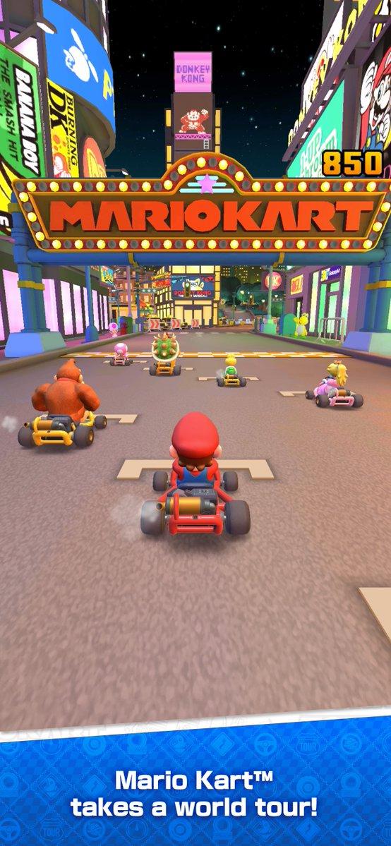 Mario Kart Tour launches September 25 - Nintendo Everything