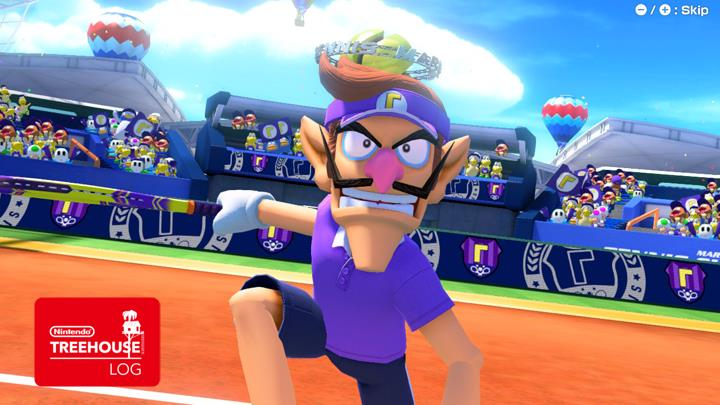 Mario Tennis Aces Powerful And Defensive Characters