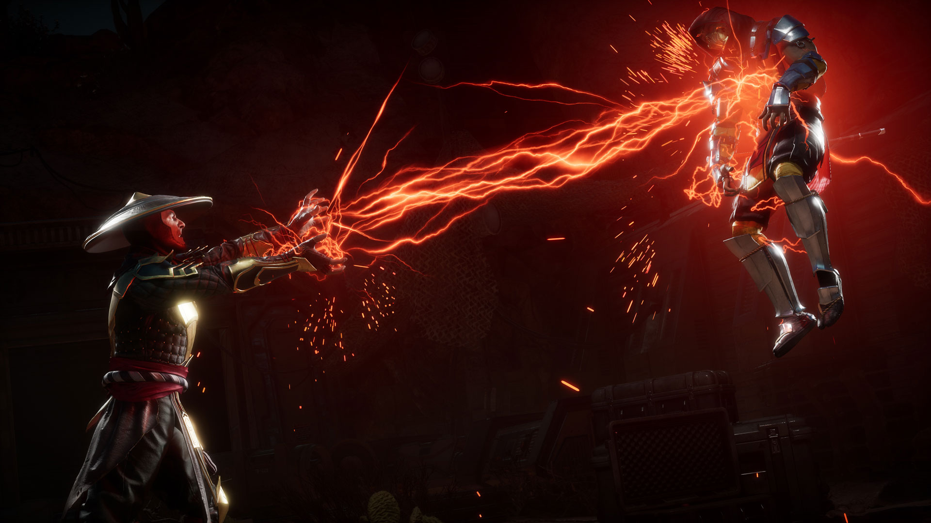 Mortal Kombat 11 Pre Orders Open First Screenshots