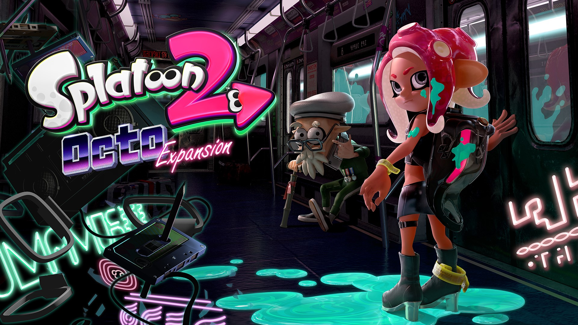 Splatoon 2 Octo Expansion Upcoming Content Updates Screenshots Nintendo Everything