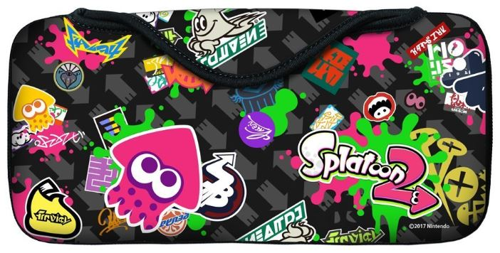 Keys Factory Making Some Splatoon 2 Accessories For Switch Nintendo Everything