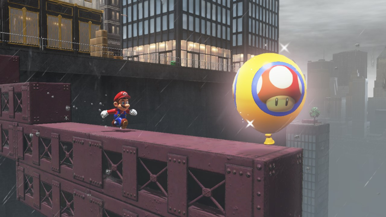 Super Mario Odyssey February Update Screenshots Nintendo Everything