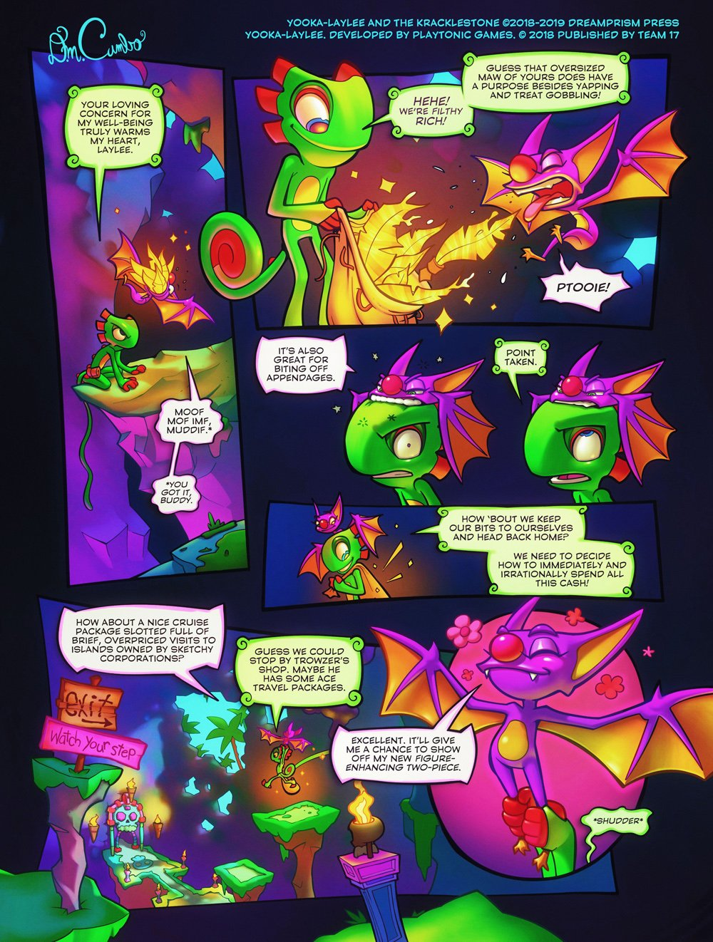 Yooka Laylee Getting Kickstarter Campaign For Spin Off