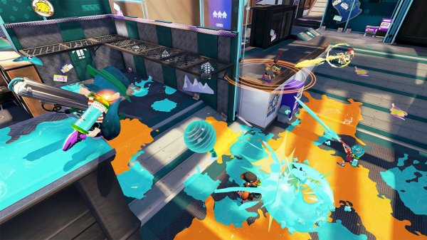 Splatoon39s final map AnchoV Games goes live tomorrow