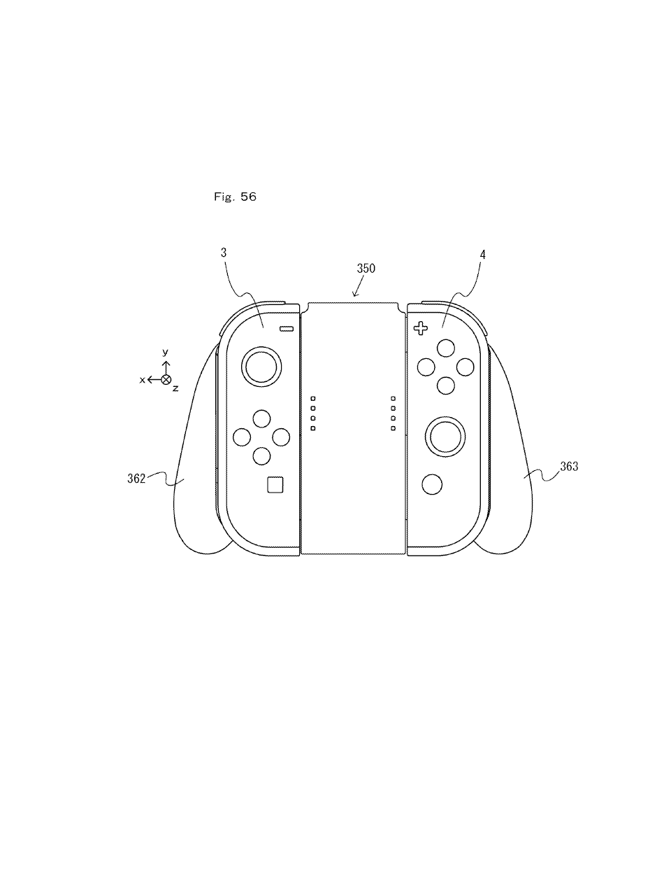 New Switch patents: HMD / VR, touchscreen, gyro, much more