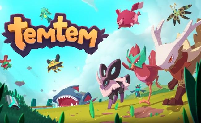 Kickstarter Opens For Pokemon Inspired Adventure Game