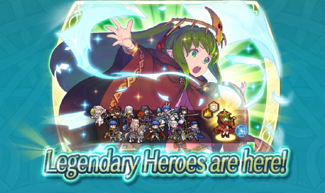 Fire Emblem Heroes Hosting Tiki Legendary Dragon
