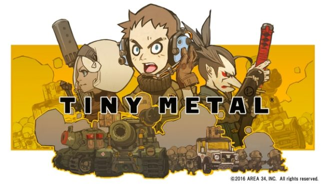 Tiny Metal (PS4, Switch e PC)