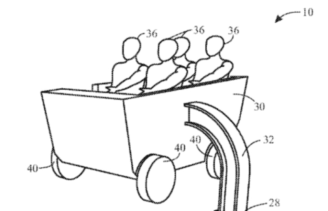 New Universal theme park patents could tie in to Mario