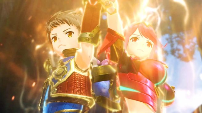 Xenoblade Chronicles 2 - Story Trailer