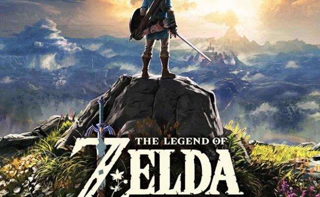 Pre Order Zelda Breath Of The Wild At Gamestop Get A