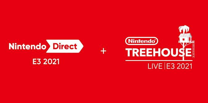Nintendo Announces Nintendo Direct for E3 2021