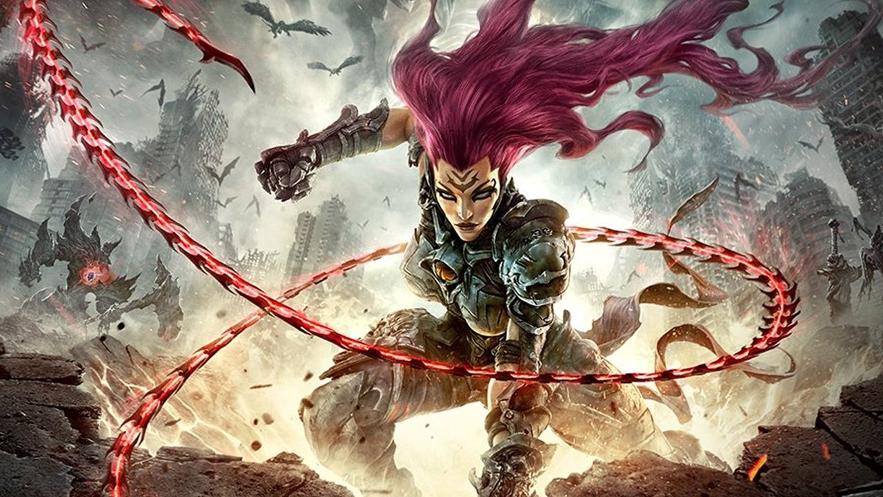 Darksiders III Coming to Switch on September 30