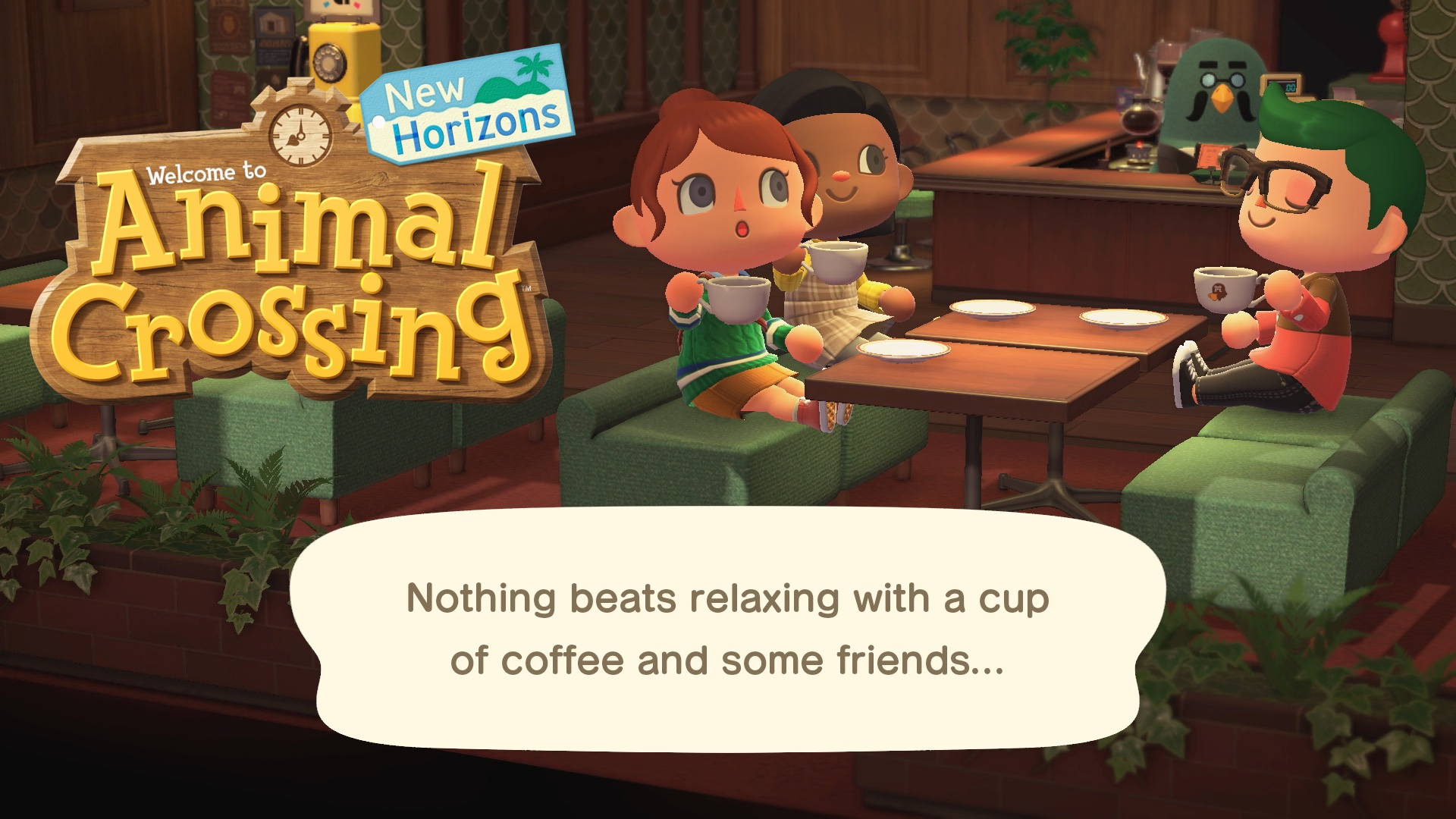 Animal Crossing: New Horizons Version 2.0 Arriving on November 5, 2021