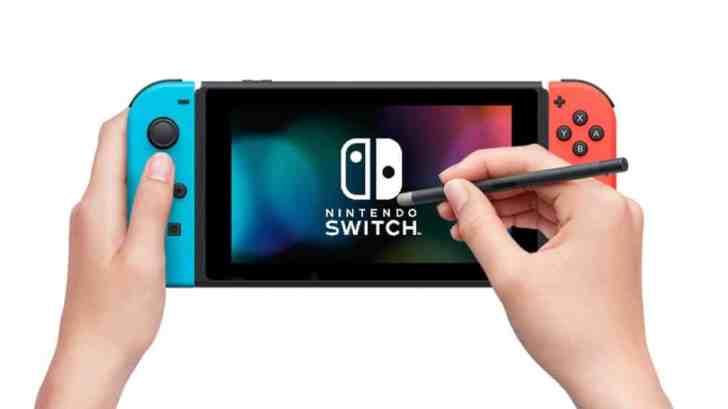 nintendo switch stylus sep x