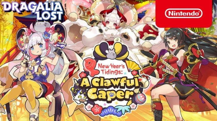 new year s tidings a clawful caper summon showcase begins today for dragalia lost ZkkkAbUrKE x
