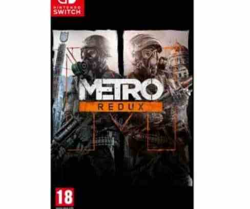 METRO REDUX LISTED FOR FEBRUARY 7 RELEASE ON SWITCH AT MULTIPLE RUSSIAN RETAILERS 1