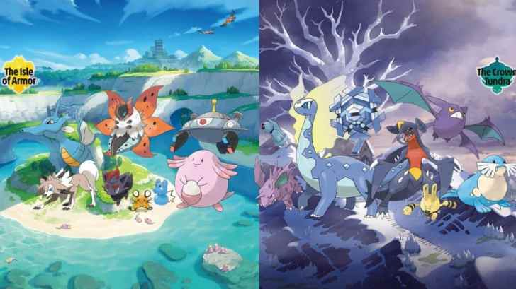 All New Returning Pokemon In The Pokemon Sword/Shield Expansion Pass 1