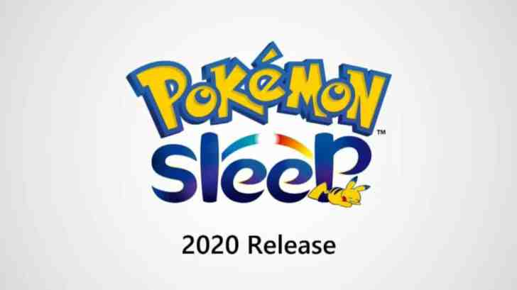 Pokemon Sleep Trademark Filed In Europe 1