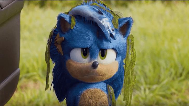 VIDEO: Fluffy Sonic Scene - SONIC THE HEDGEHOG (NEW 2020) 6