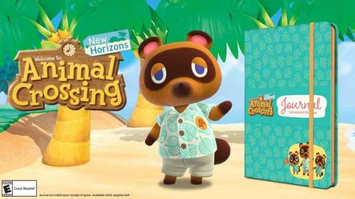 Animal Crossing: New Horizons With Exclusive Journal Up For Pre-Order 10