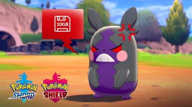 Pokemon Sword And Shield Updated To Version 1.1.0, File Size Revealed! 1