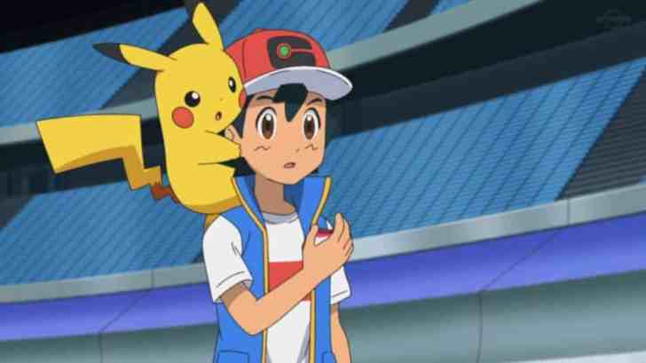 Ash's Pikachu Acquires A New Form In The Latest Episode Of The Anime 14