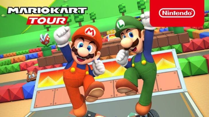 Mario Kart Tour's Mario Bros. Tour Now Live, Adds Classic Mario And Classic Luigi 12