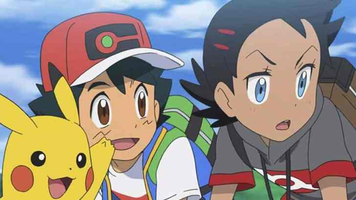 A Surprising Legendary Pokemon Appears In The Latest Episode Of The Pokemon Anime 19