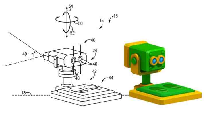 Super Nintendo World AR Binoculars Possibly Detailed In New Patent 10
