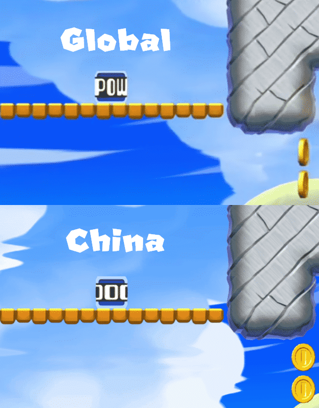 POW Block Gets A Redesign In Chinese New Super Mario Bros. U Deluxe 2