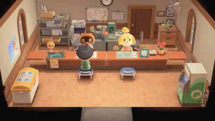 More Details For Animal Crossing: New Horizons Save Backup Feature Shared, Dated For 2020 1