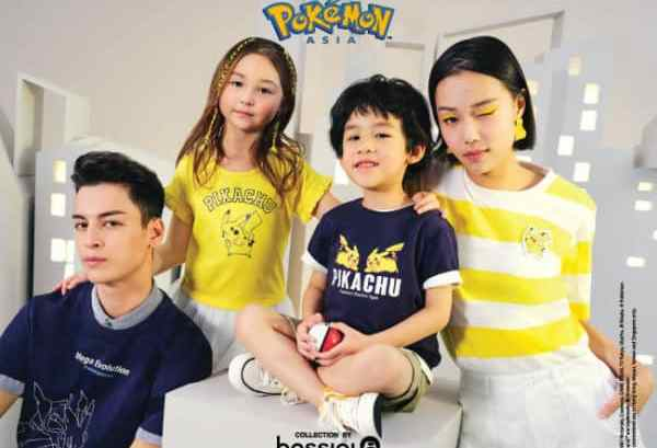 Gotcha! Pokemon Collection Launches At Bossini Singapore 1