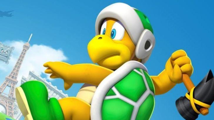 Hammer Bro. Could Be Heading To Mario Kart Tour 8