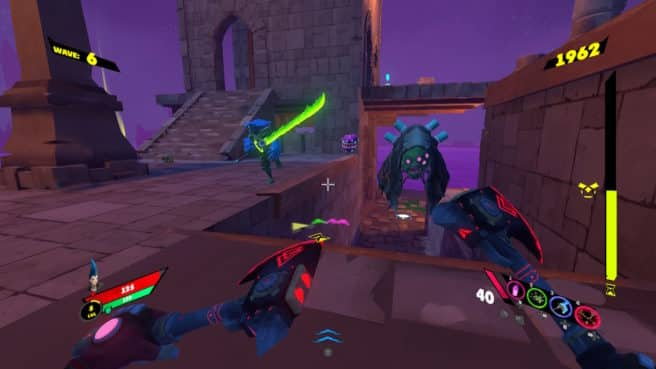 Rogue-like arena shooter Mist Hunter to appear on Switch next week 1