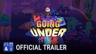 "Satirical dungeon crawler ""Going Under"" coming to Nintendo Switch 1"