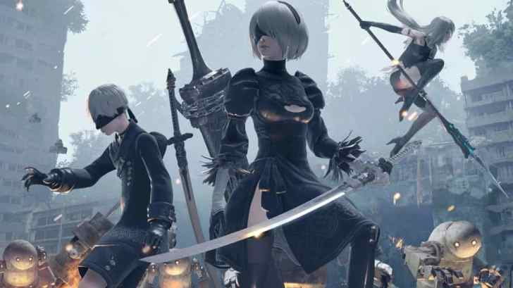 Random: Nintendo's Twitter Confuses Fans Into Thinking Nier Automata's 2B Was Confirmed For Smash 12