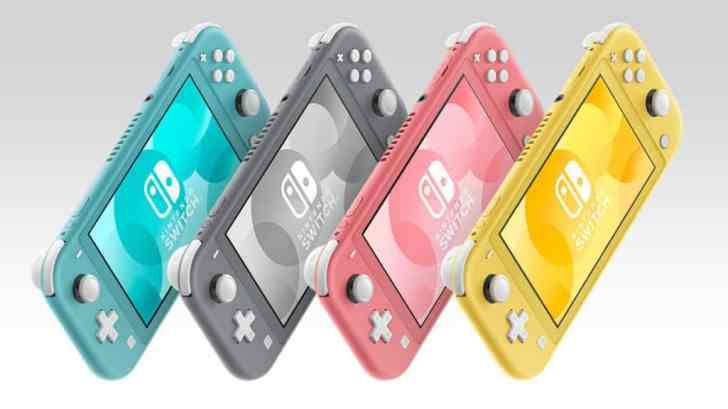 Nintendo Switch Lite Shortage Hits Japan 1
