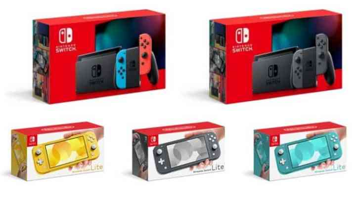 Nintendo Switch Resale Prices Skyrocket In The US Due To Shortage 2