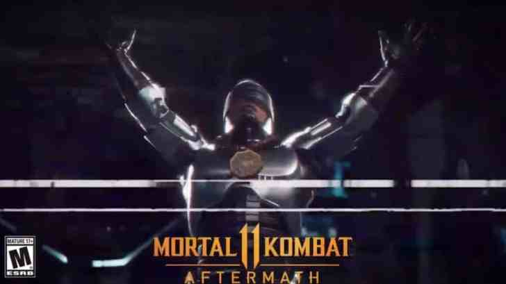 Mortal Kombat 11: Aftermath, the expansion review 1