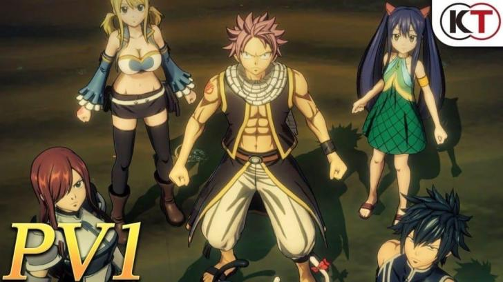 FAIRY TAIL DELAYED TO LATE JULY IN JAPAN 1