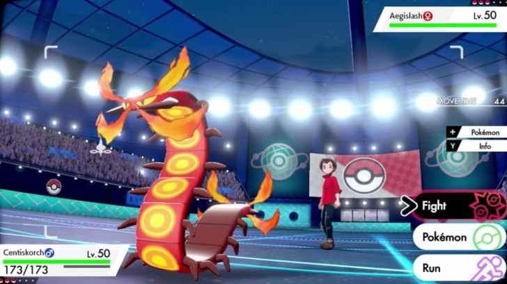 Pokemon Sword And Shield Art Director James Turner Confirms That He Designed Centiskorch 1