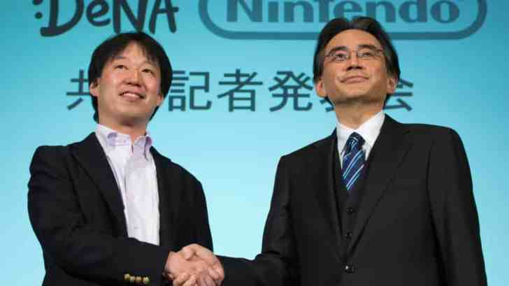 Nintendo Reflects On Their Successful Mobile Partnership With DeNA 1