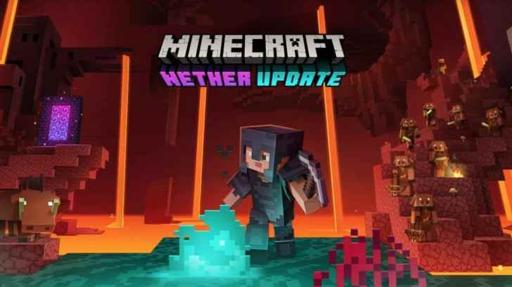 Minecraft's Nether Update Heads To Switch On June 23, 2020 2