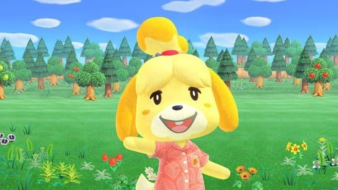 ISABELLE TO TAKE OVER THE ANIMAL CROSSING TWITTER ACCOUNT FROM TOM NOOK NEXT MONTH 16