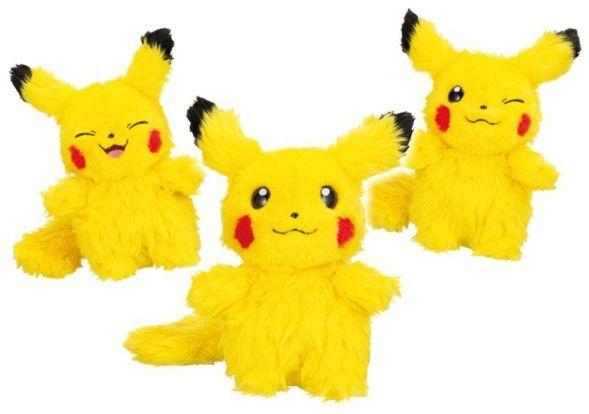 Who Are You Pikachu Toys Announced In Japan 3